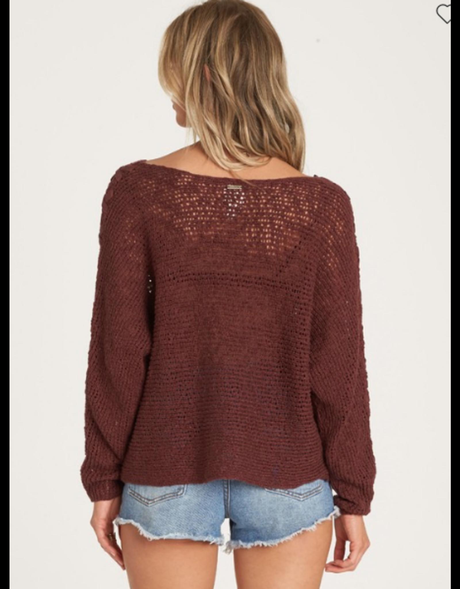 BILLABONG Chill Out Sweater