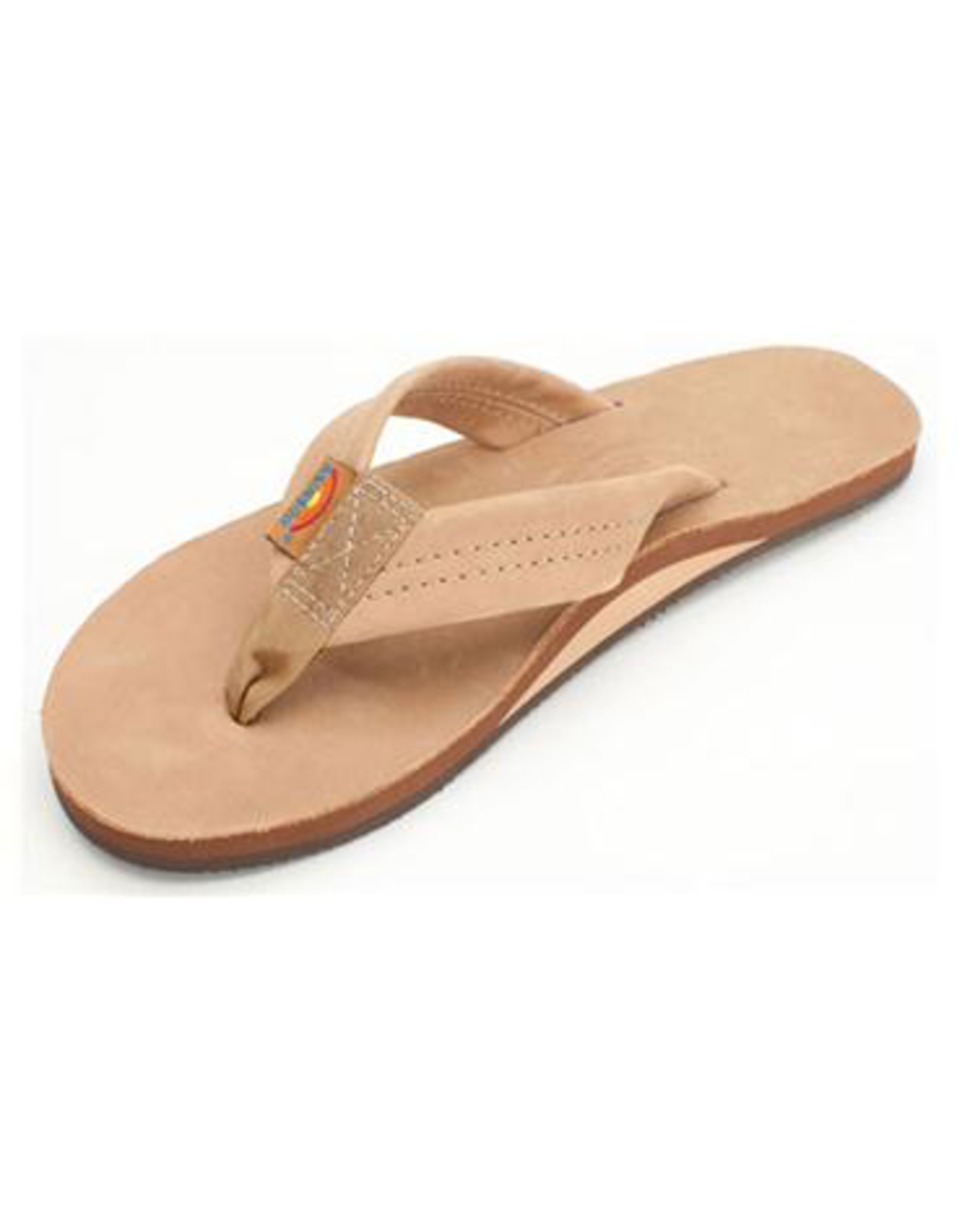 LADIES RAINBOW SINGLE LAYER PREMIER LEATHER WITH ARCH SUPPORT