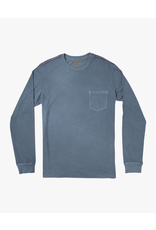 RVCA PTC PIGMENT LONG SLEEVE T-SHIRT