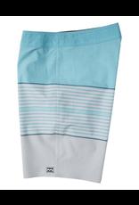 BILLABONG All Day Heather Stripe Pro Boardshorts