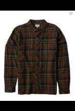 BILLABONG Coastline Long Sleeve Flannel Shirt
