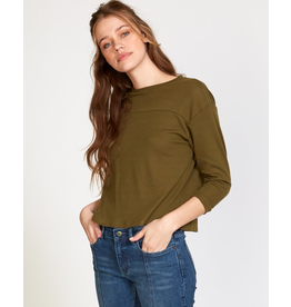 RVCA LOWRY KNIT THERMAL TOP
