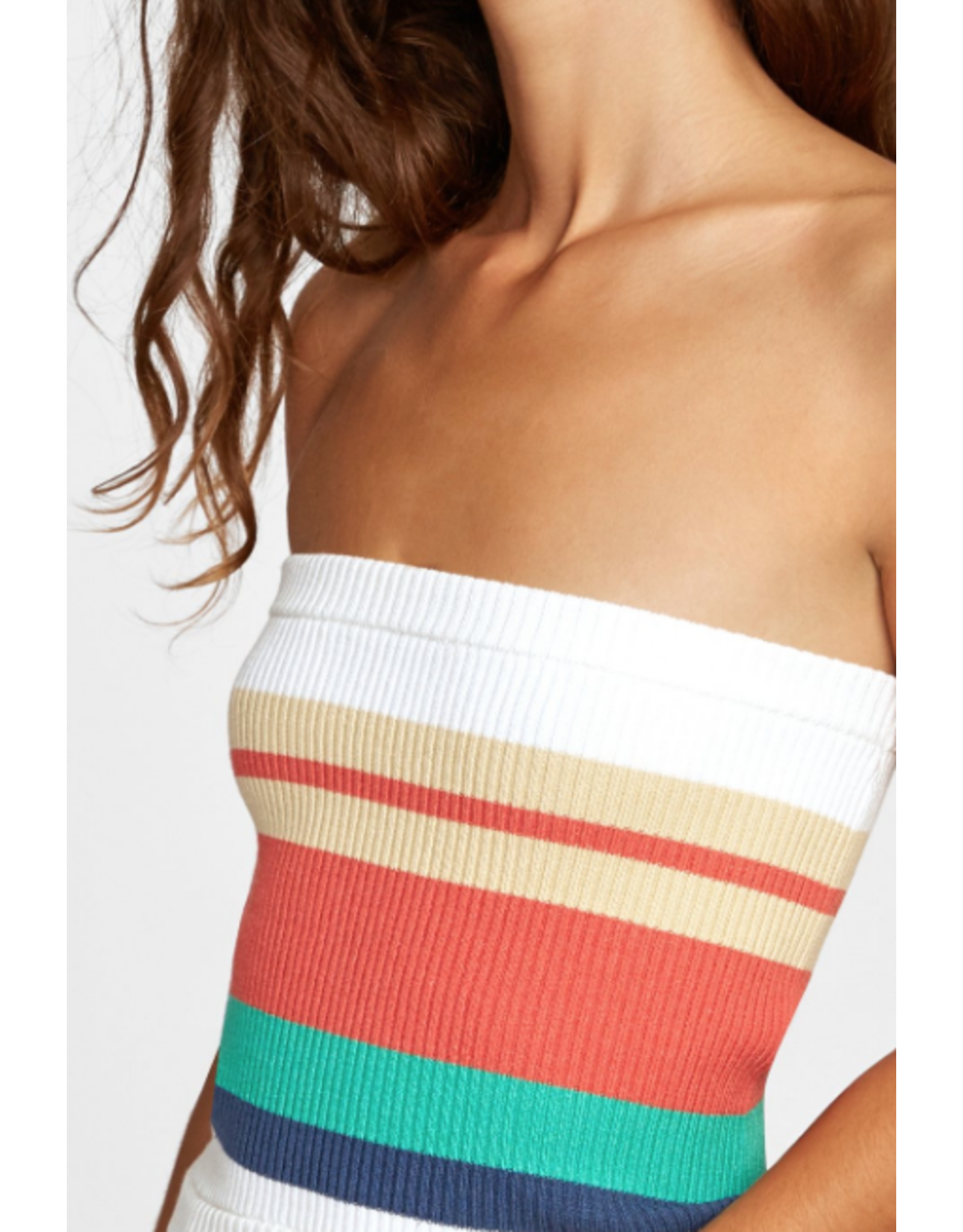 RVCA CHICORY TUBE TOP