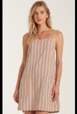 BILLABONG BILLABONG STRAIGHT ROUND DRESS