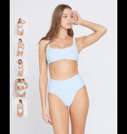 L*SPACE Eco Chic Repreve® Jess Bikini Top<br /> 4.4 star rating<br /> 24 Reviews
