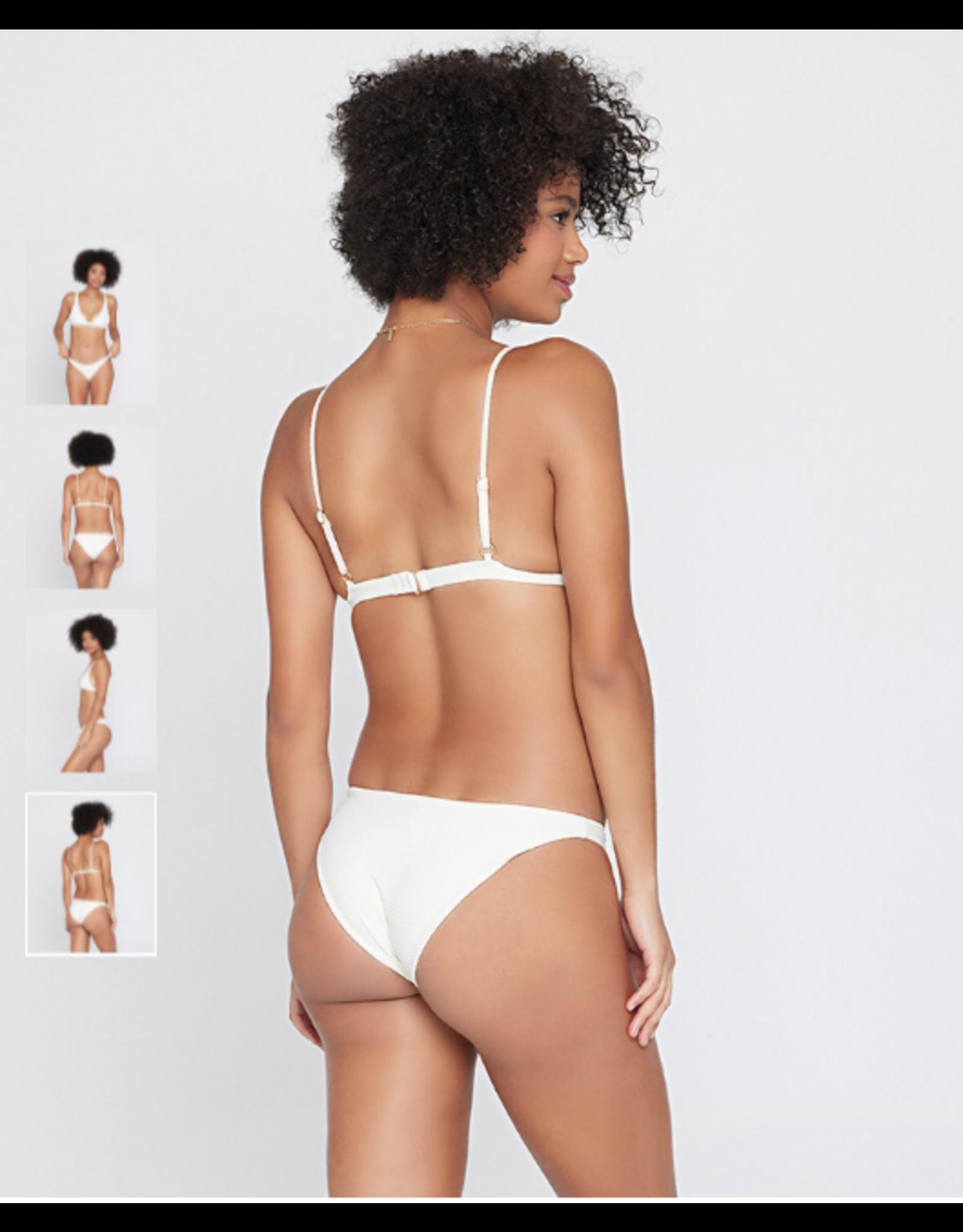 L*SPACE Eco Chic Repreve® Nina Bikini Top