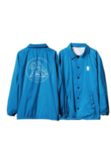 GRIZZLY Grizzly Arena Coaches Jacket  Royal