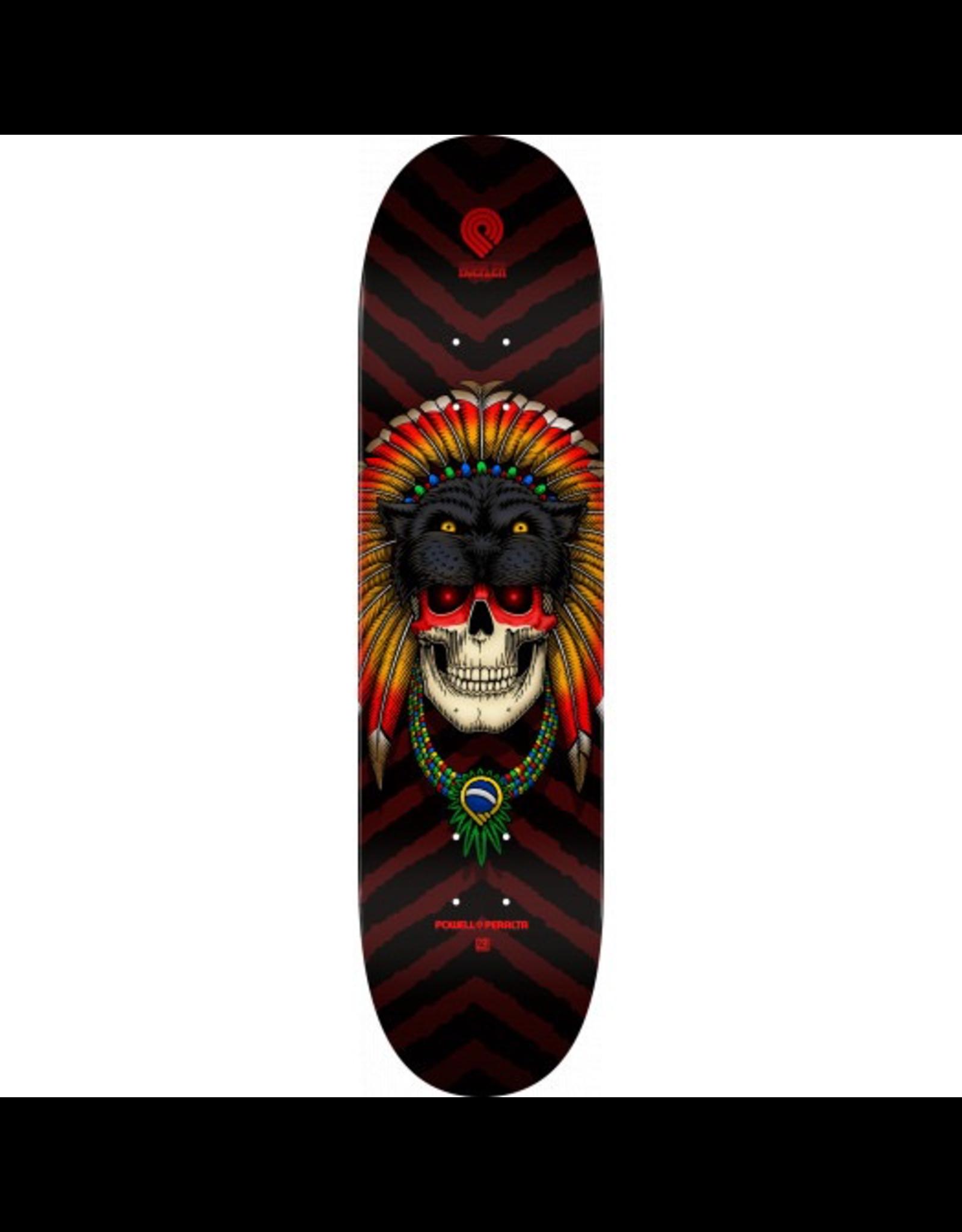 POWELL Powell Peralta Pro Kelvin Hoefler Skull Skateboard Deck - Shape 247 - 8 x 31.45