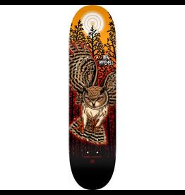 POWELL Powell Peralta Pro Ben Hatchell Owl 2 Skateboard Deck - Shape 248 - 8.25 x 31.95
