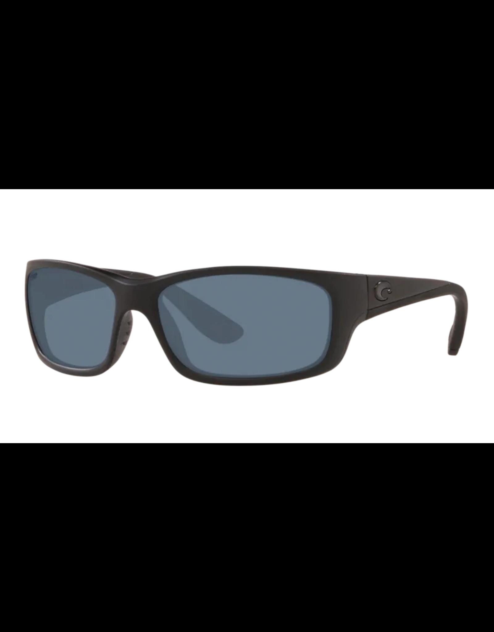 COSTA DEL MAR JOSE 01 BLACKOUT/GREY 580P
