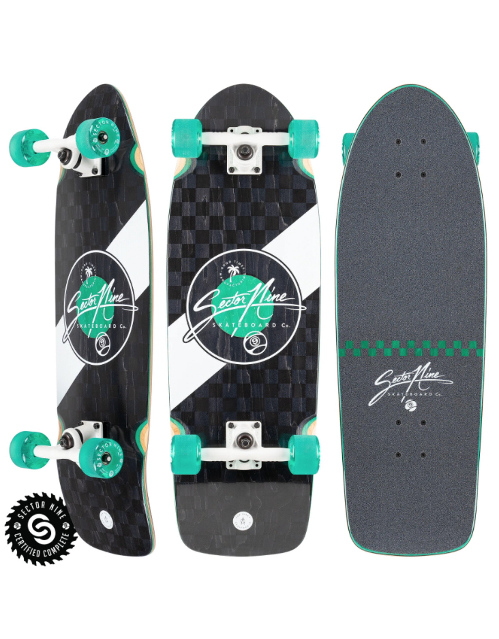 SECTOR 9 FAT WAVE MOSAIC