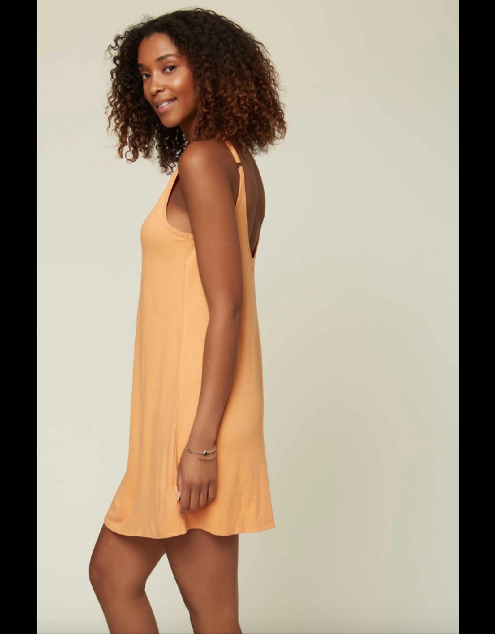 MORETTE SOLID DRESS
