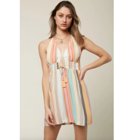 MADISEN STRIPE DRESS