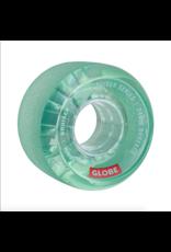 GLOBE Bruiser Cruiser Wheels 55MM<br /> Clear Aqua