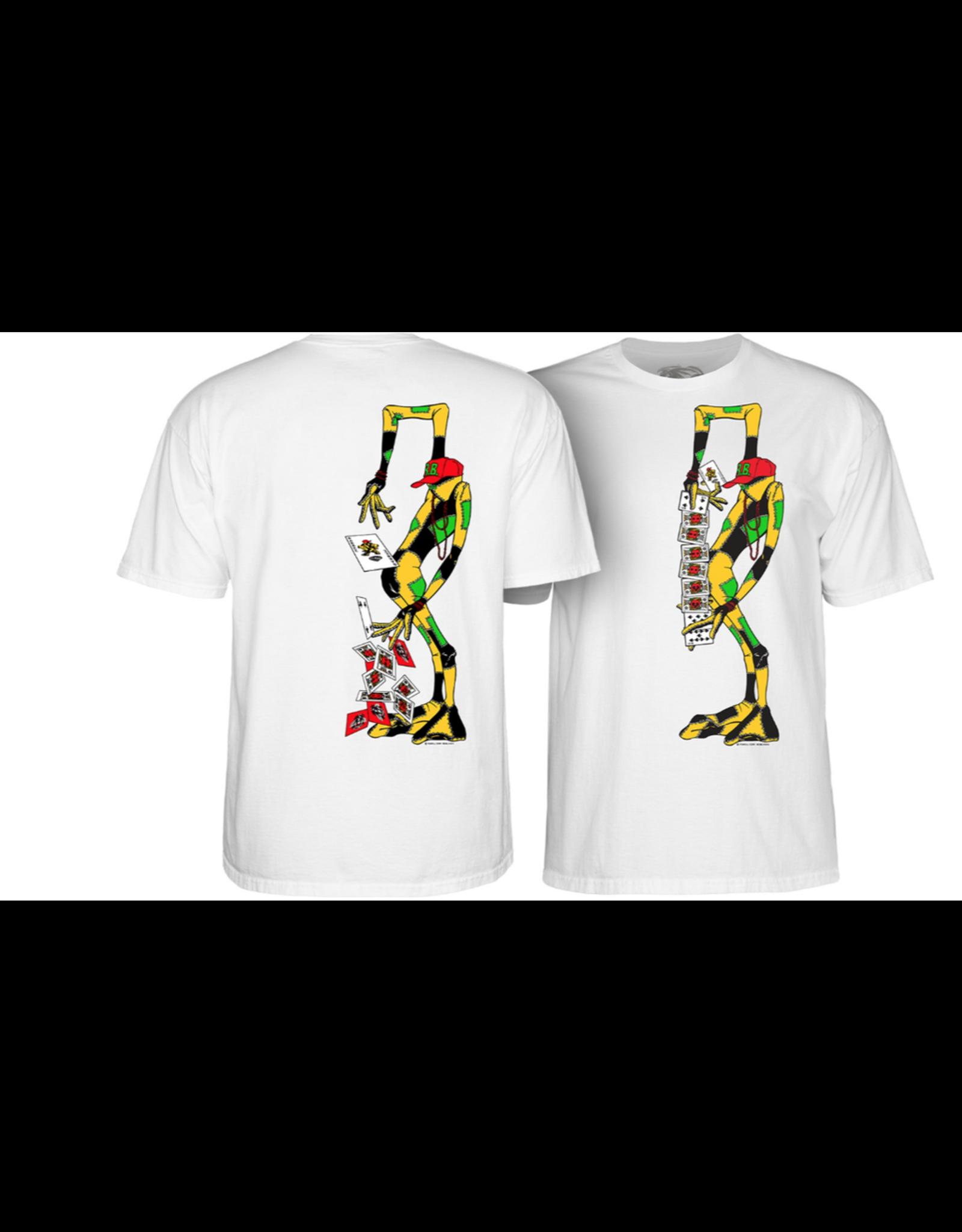 POWELL Powell Peralta Ray Barbee Rag Doll T-Shirt White