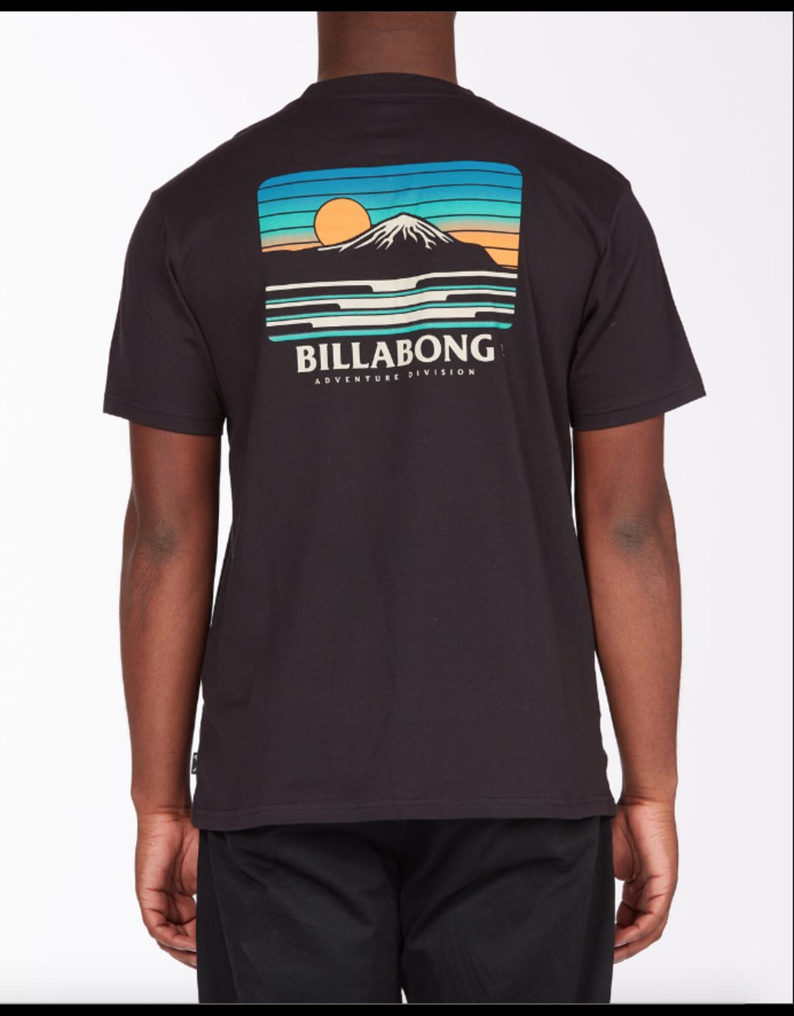 BILLABONG A/Div Lines Short Sleeve T-Shirt