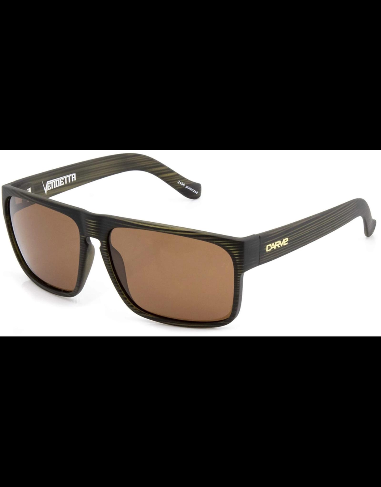 CARVE SUNGLASSES CARVE VENDETTA Polarized Sunglasses