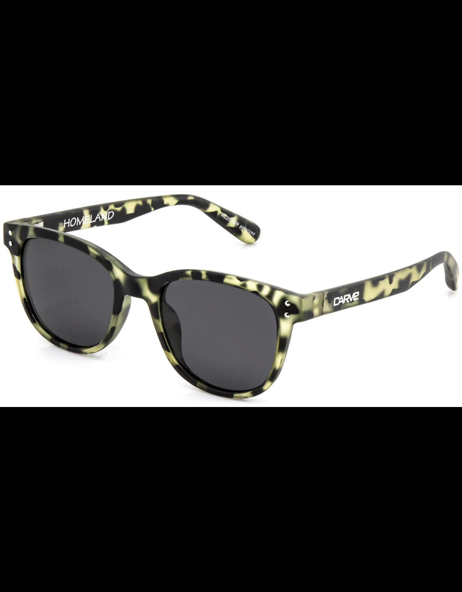 CARVE SUNGLASSES CARVE HOMELAND Polarized Sunglasses