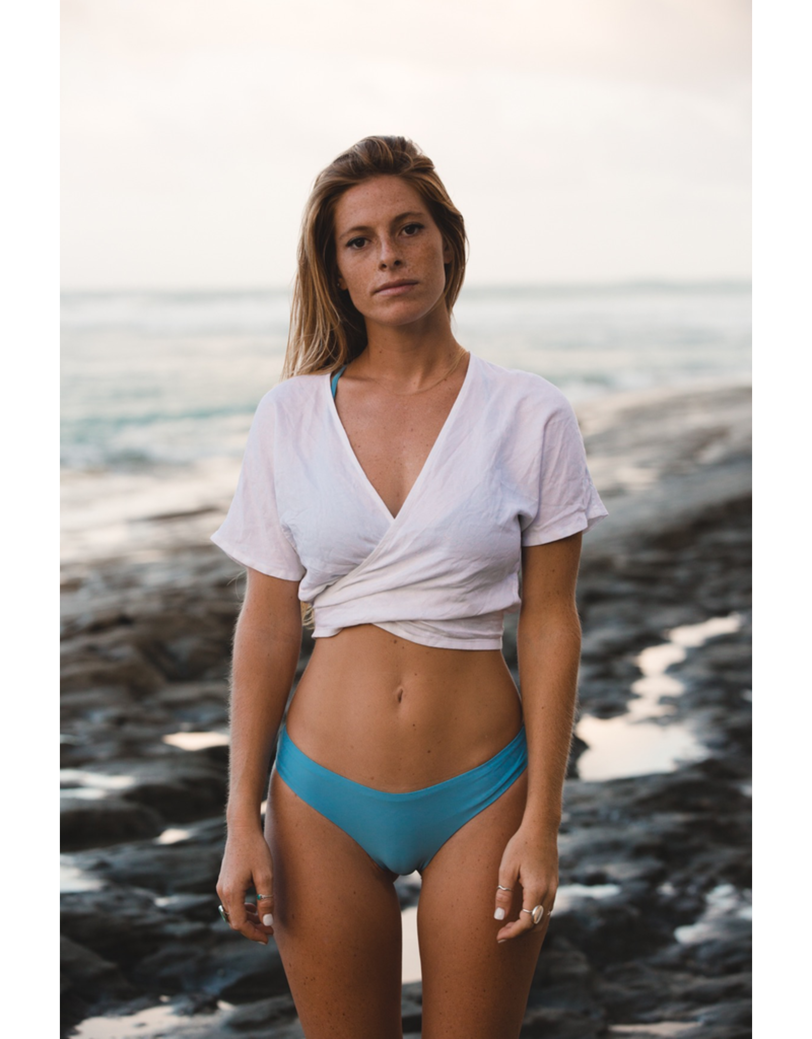 IMSY Swimwear IMSY Marilyn Wrap Top