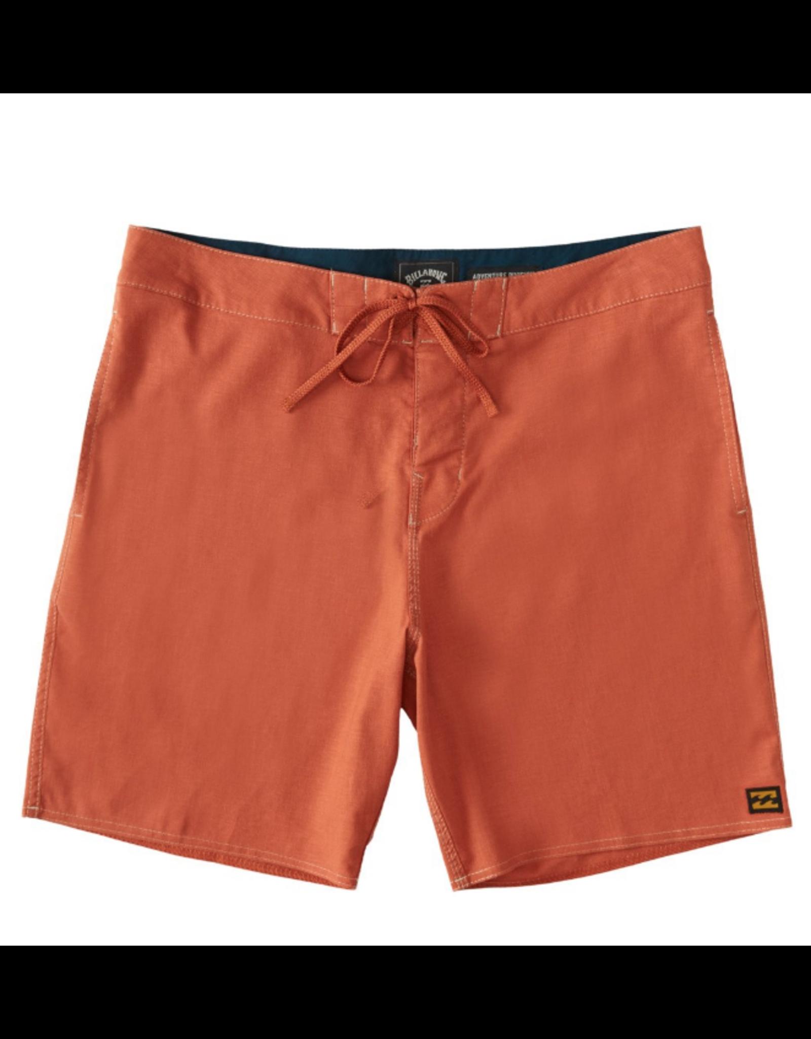 "BILLABONG A/Div Surftrek Hemp Lo Tide Boardshorts 17"""