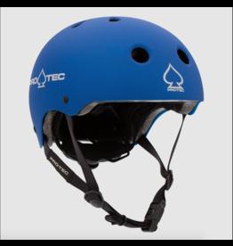 PROTEC Pro-Tec Helmets JR. CLASSIC FIT - MATTE METALLIC BLUE (CERTIFIED)<br /> Pro-Tec Helmets JR. CLASSIC FIT - MATTE METALLIC BLUE (CERTIFIED)