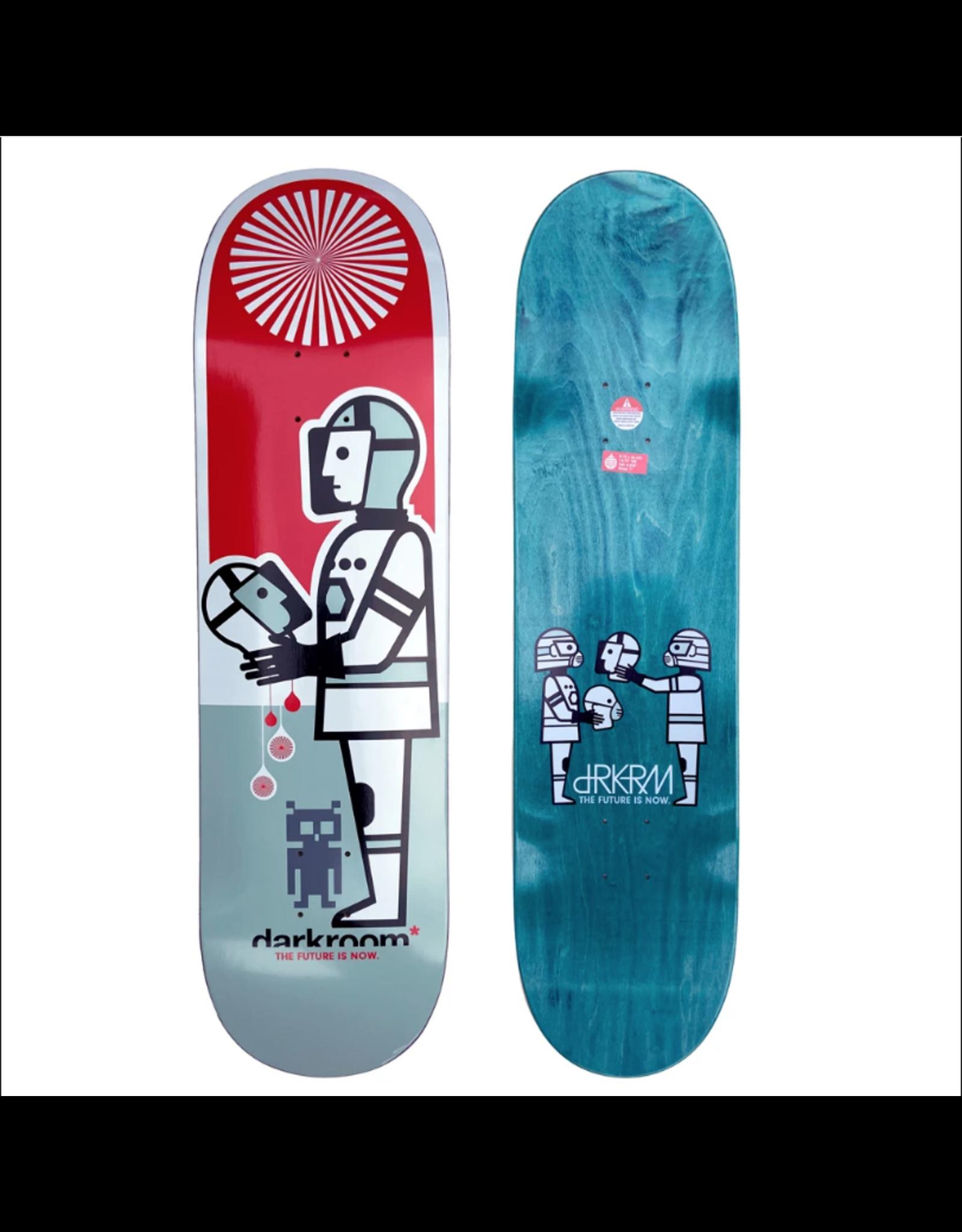"""DARKROOM Darkrminc Contagion Skateboard Deck, 8.875"""""""