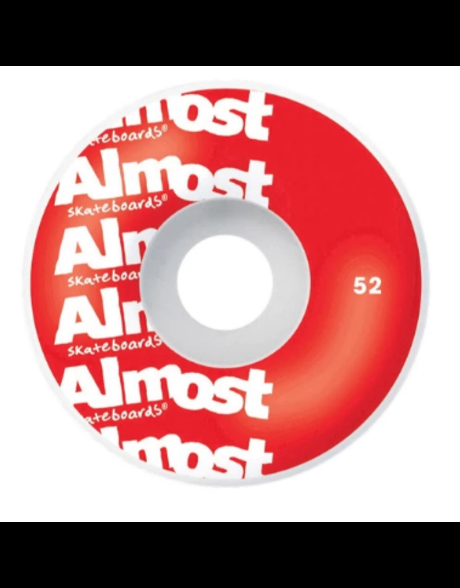 """ALMOST ALMOST DR. SECRET ART FP COMPLETE 7.875"""" SKATEBOARD"""