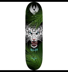 POWELL Powell Peralta Pro Brad McClain Tiger 2 Flight® Skateboard Deck - Shape 243 - 8.25 x 31.95