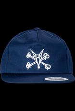 POWELL Powell Peralta Vato Rat Snap Back Cap - Navy
