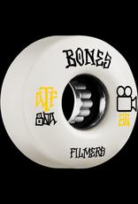 BONES Filmers 60MM 80A All Terrain Formula Wheels (4pk)