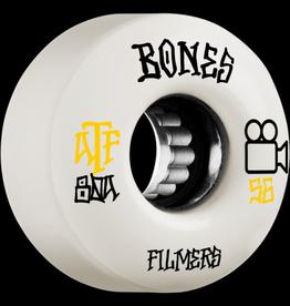 BONES BONES FILMERS 56MM 80A ALL TERRAIN FORMULA WHEELS 4 PK