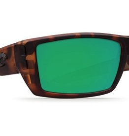 Costa Del Mar COSTA DEAL MAR RAFAEL RETRO TORTOISE GREEN MIRROR 580P