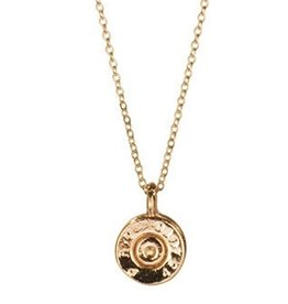 HALF UNITED The Tiny Top Necklace-Gold