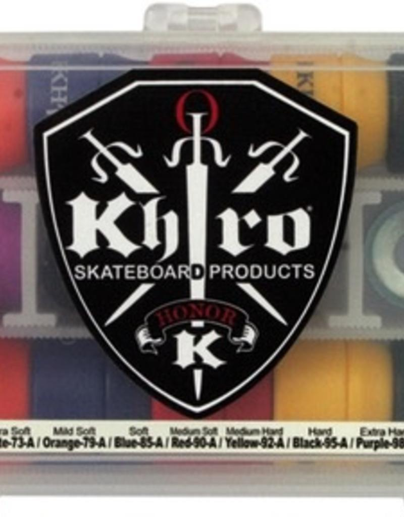 KHIRO KHIRO T-CONE/L-BARREL COMBO BUSHINGS COMPLETE KIT