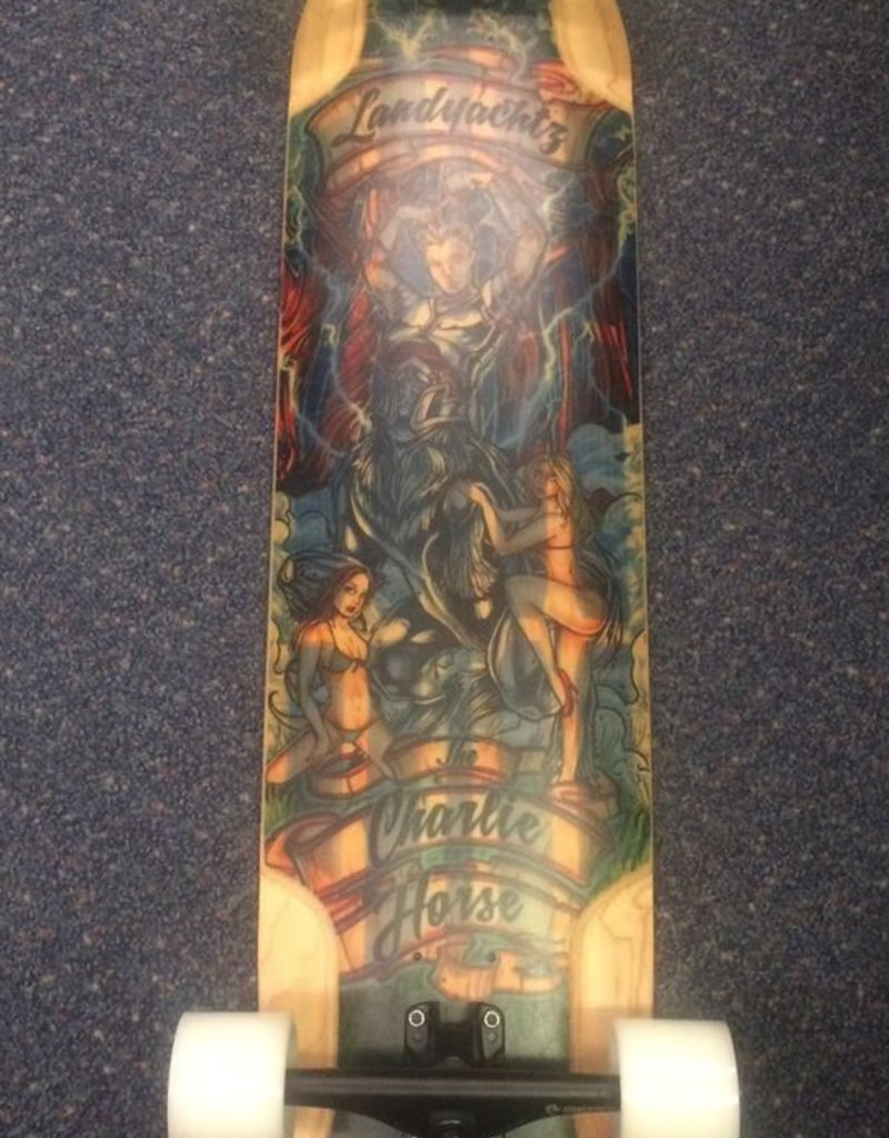 LAND YACHTZ Charlie Horse 9.5 Complete