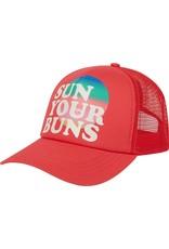 BILLABONG SUN YOUR BUNZ TRUCKER HAT