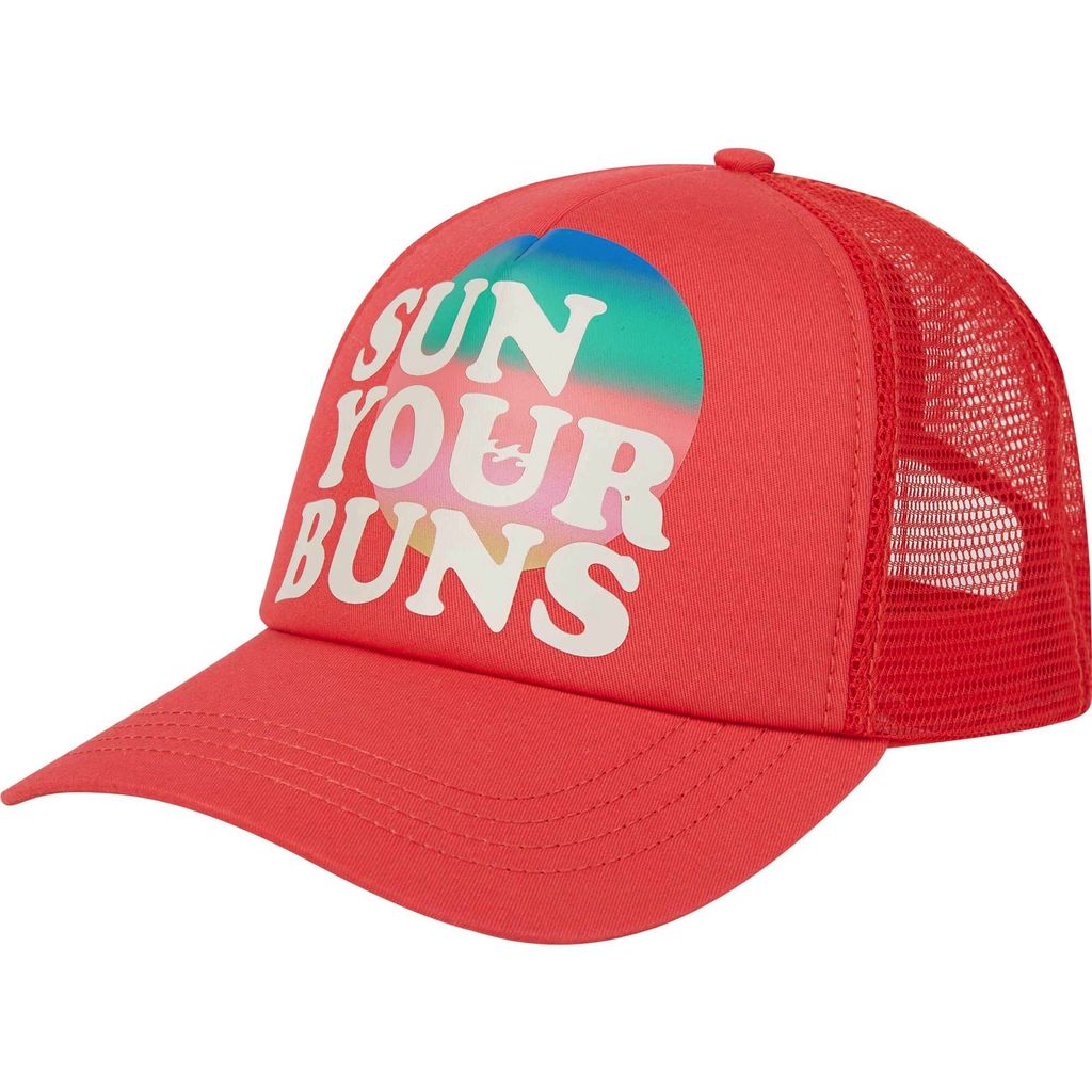 SUN YOUR BUNZ TRUCKER HAT - Salty s Board Shop 72d88e3c226