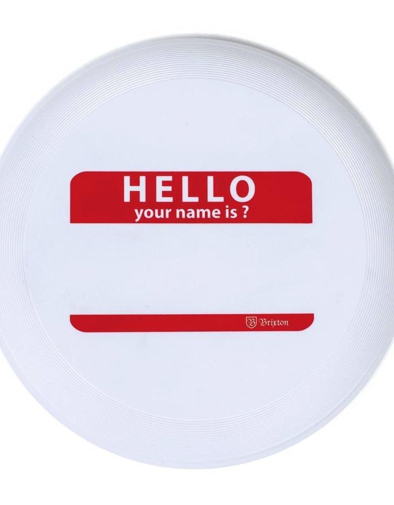 BRIXTON HELLO DISC