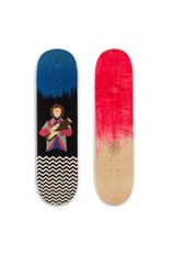 HABITAT TWIN PEAKS LOG LADY DECK-8.37