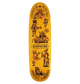 ANTI HERO AH CARDIEL MUERTE SUPREMO DECK-9.18x32.62