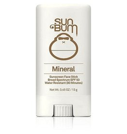 SUN BUM SUN BUM Mineral Sunscreen Face Stick SPF 50