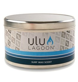 ULU LAGOON 32 oz Two Wick Tin (Coconut Surf Wax Scent)