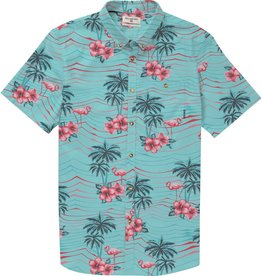 BILLABONG SUNDAYS X FLORAL SHORT SLEEVE SHIRT