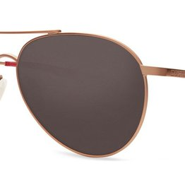 Costa Del Mar PIPER SATIN ROSE GOLD GRAY 580P
