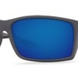 Costa Del Mar REEFTON MATTE GRAY BLUE MIRROR 580G