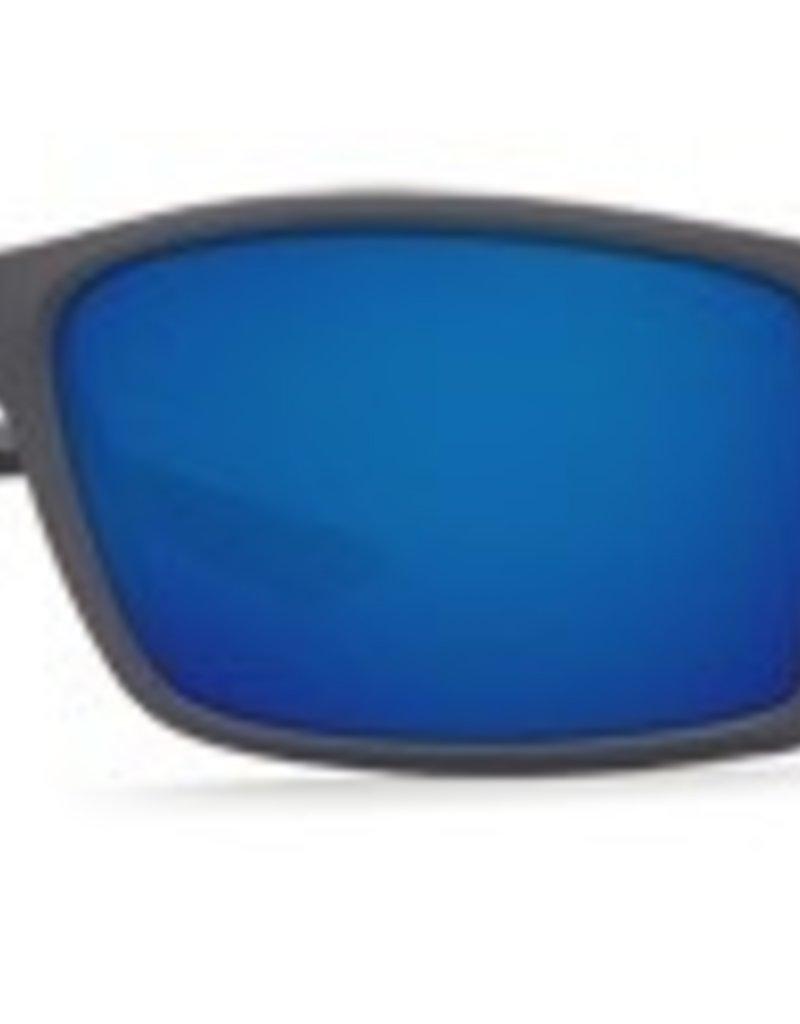 Costa Del Mar REEFTON MATTE GRAY BLUE MIRROR 580G