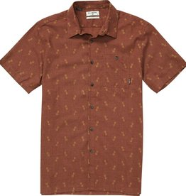 BILLABONG SUNDAYS JACQUARD SHORT SLEEVE SHIRTSUNDAYS JACQUARD SHORT SLEEVE SHIRT