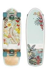 "Dusters Biota Teal 29"" Cruiser Skateboard"