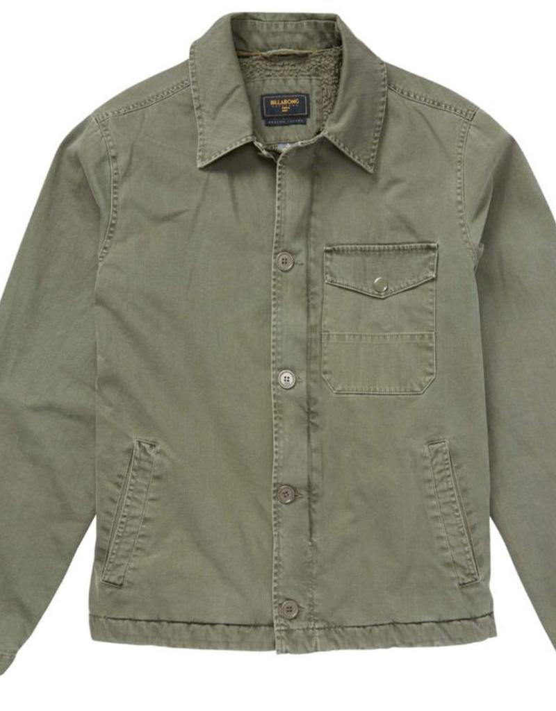 BILLABONG Billabong Barlow Military Jacket