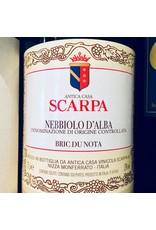 "2014 Scarpa Nebbiolo d'Alba ""Bric du Nota"""